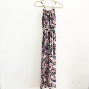 Fate Ruby Floral Maxi Dress